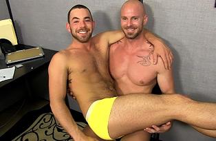 Phoenix Virgins: Mitch & Parker!