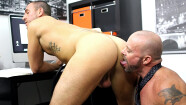 Horny Office Butt Banging 4