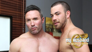 Gay Anal Porn : Muscle Top Brock Landon Gets Fucked By Uncut Parker Perry - My Husband Is Gay!