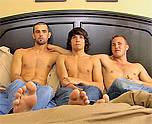 Post-Threesome with Jake, Jacob & Alex 2