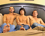 Post-Threesome with Jake, Jacob & Alex 4