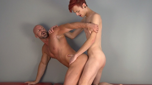Jason Got Some Muscle Daddy Ass!