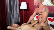 Heart Pounding Muscle on Twink Sex 3