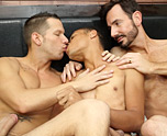 Bryan Slater And Shane Frost Fuck Robbie Anthony 6